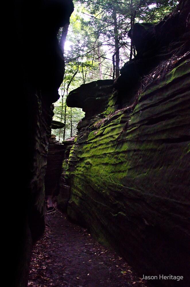 Ritchie Ledges - Cuyahoga Valley National Park, Ohio by Jason Heritage