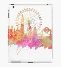 London skyline underground iPad Case/Skin