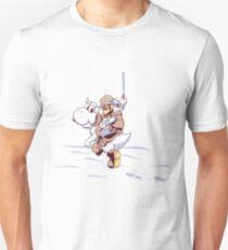 Super Mario Tauntaun Land Unisex T-Shirt