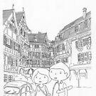 promenade en Alsace (france) by parisiansamurai