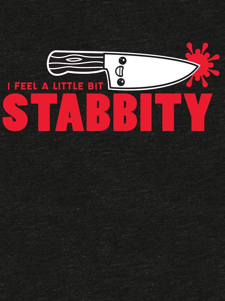 Ich fühle mich ein bisschen Stabbity von murphypop