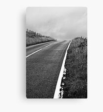 The Road To.... Canvas Print
