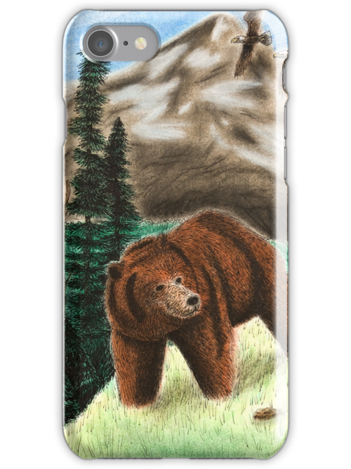 Grizzly Bear by jkartlife