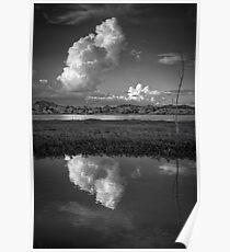 Cloud Patch 2 Poster
