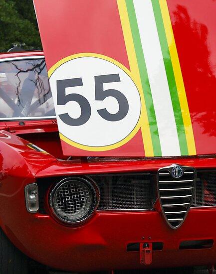 Alfa Romeo GTV by Gutesdesignist