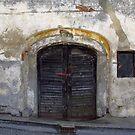 Old doors by Dalmatinka