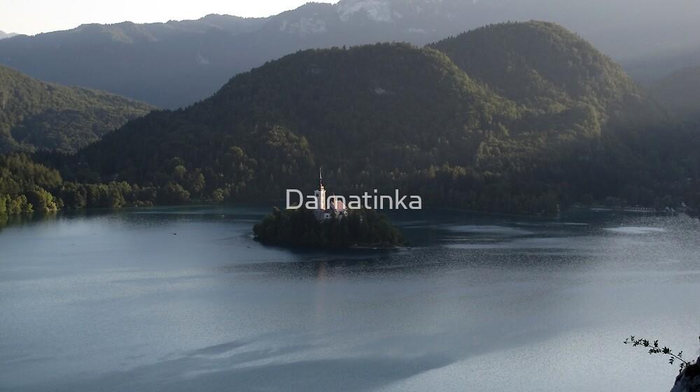 Bled by Dalmatinka