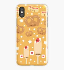 Summer Snacks iPhone Case