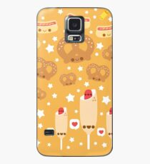 Summer Snacks Case/Skin for Samsung Galaxy
