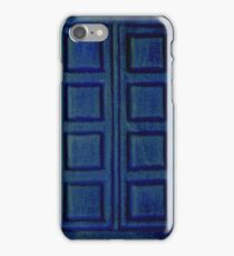 Blue Book iPhone Case/Skin