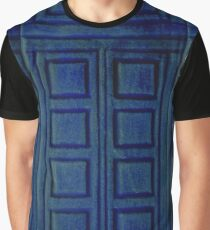 Blue Book Graphic T-Shirt