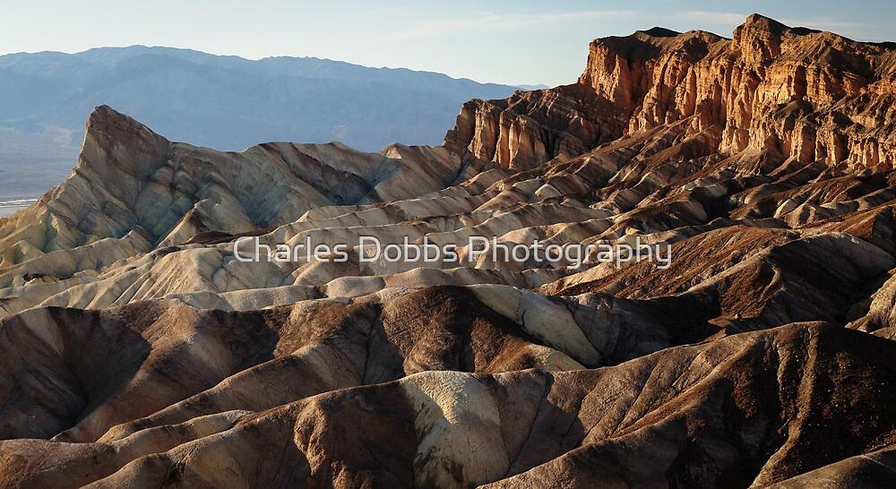 Zabriskie Point by Charles Dobbs Photography