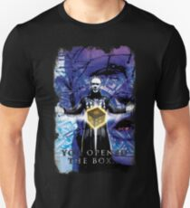 "Pinhead Hellraiser ""You Opened the Box..."" T-Shirt"