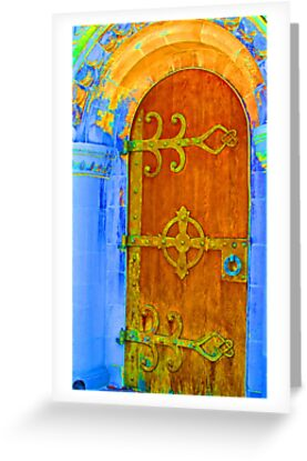 Big Door Hunt by Connie Thomase