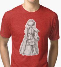 Corn Doll  Tri-blend T-Shirt