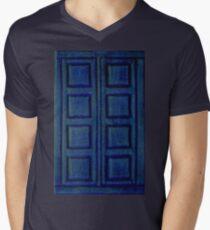 Blue Book Men's V-Neck T-Shirt