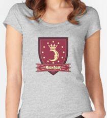 Moondoor - The Battle of Kingdoms Women's Fitted Scoop T-Shirt
