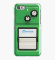 TubeScreamer (iphone 5) iPhone Case/Skin