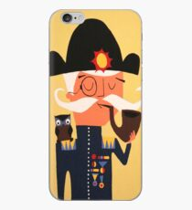 Admiral Von  Hooter.  iPhone Case