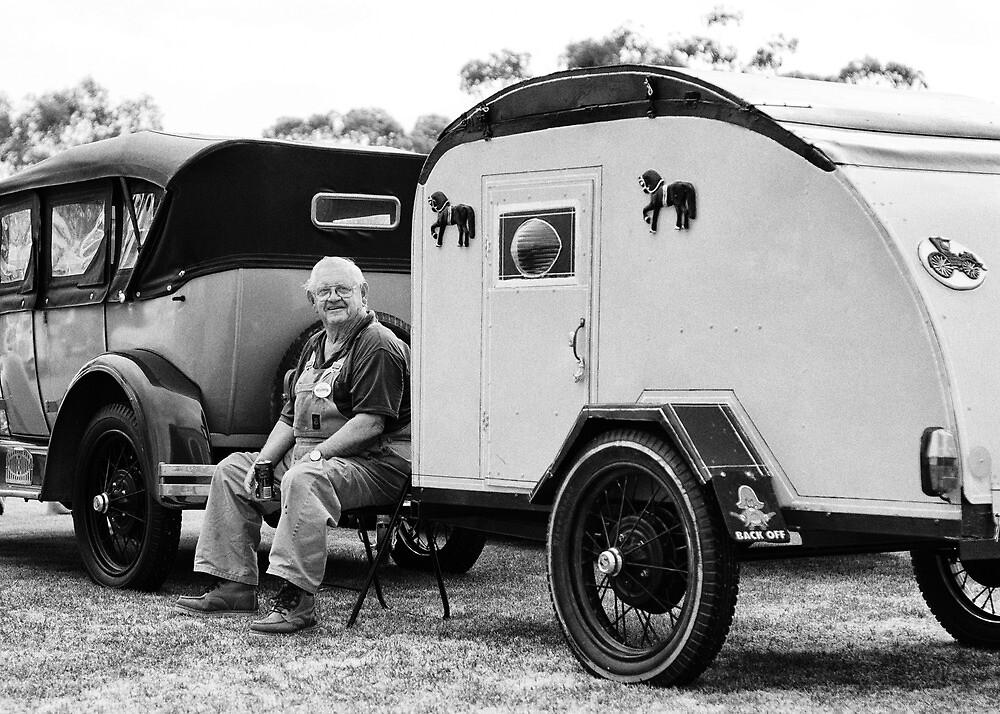 A Man & His Van by Daniel Carr