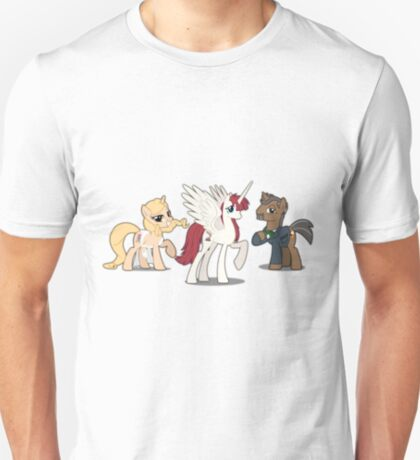 Mane Three T-Shirt