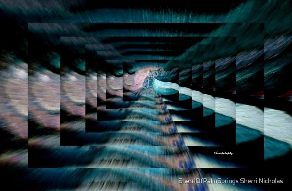 WALKING THE STEPS OF TIME by SherriOfPalmSprings Sherri Nicholas-