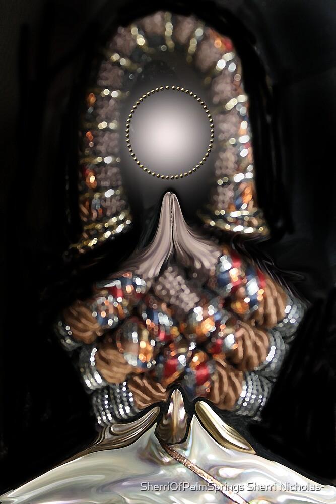 MEDITATION by SherriOfPalmSprings Sherri Nicholas-