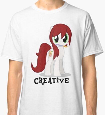 Creative Girl Classic T-Shirt