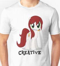Creative Girl Unisex T-Shirt