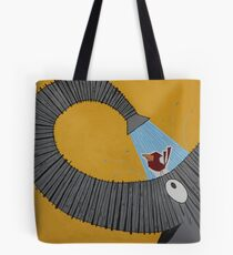Friendly Shower Tote Bag