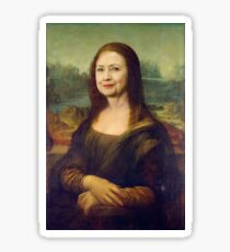 Mona Clinton Sticker