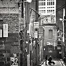 street life 2 by Christine Wilson