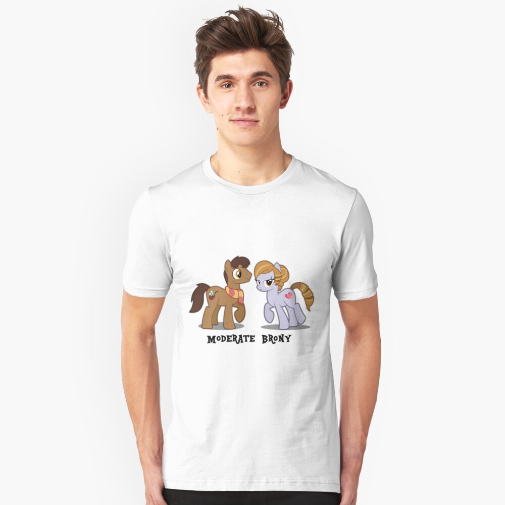 Moderate Pair Unisex T-Shirt Front