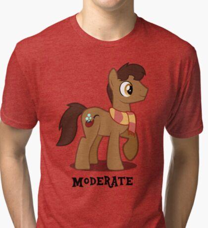 Moderate Guy Tri-blend T-Shirt