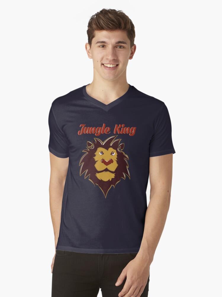 Jungle King by BANDERUS MARTIN