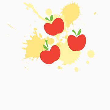 Apple Jack Splat by owlbert