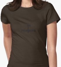 REAL AXE Womens Fitted T-Shirt