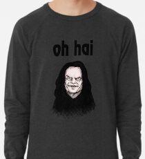 """Oh Hai""  Lightweight Sweatshirt"