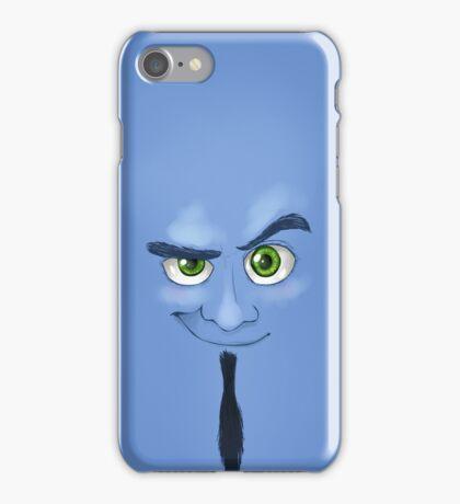 Megamind! iPhone Case/Skin