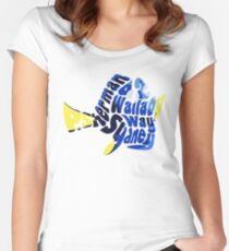Dory Women's Fitted Scoop T-Shirt