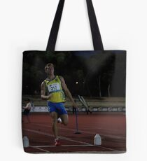 Adelaide Track Classic 2013 - Long Jump 12 Tote Bag