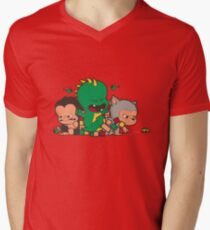 Toddlers Rampage Men's V-Neck T-Shirt