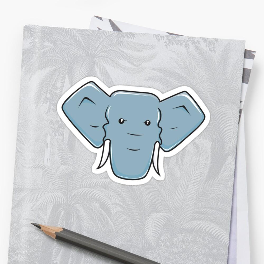 Elephant by BANDERUS MARTIN