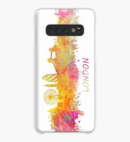 London Skyline pastel Case/Skin for Samsung Galaxy
