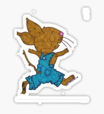 Mouse who wanted a cookie Sticker