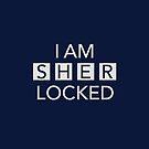 Sherlocked Blue by Mark Walker
