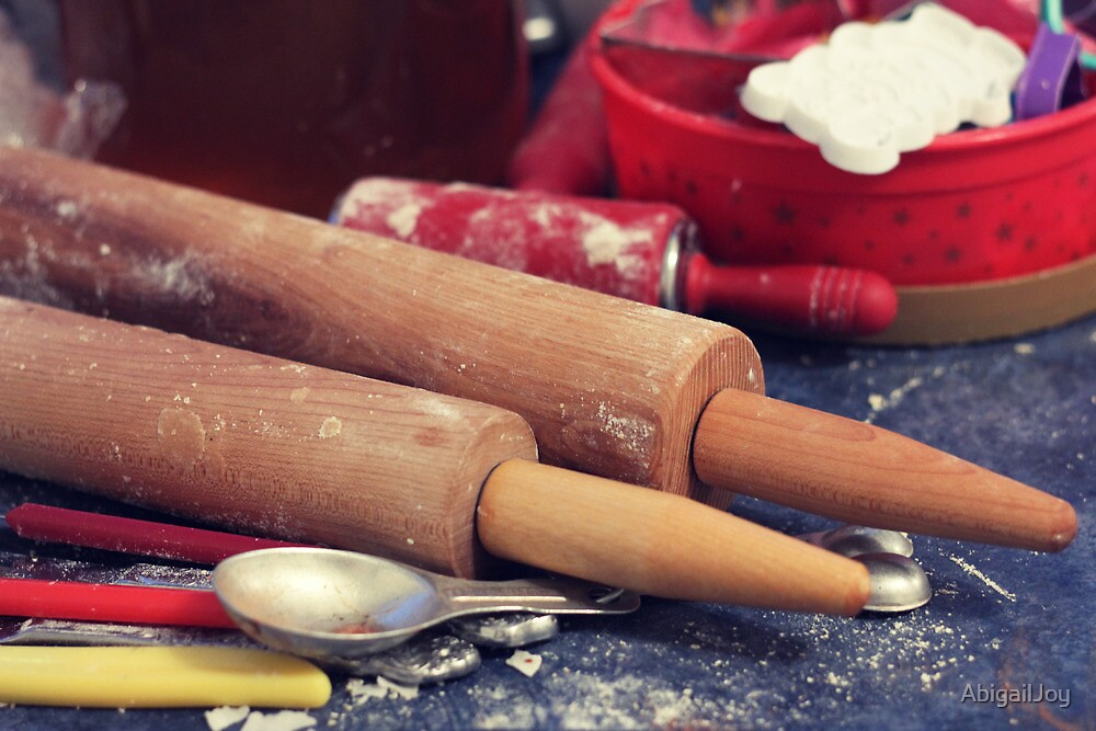 Cookie Making Tools by AbigailJoy