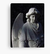 Dont Blink Canvas Print