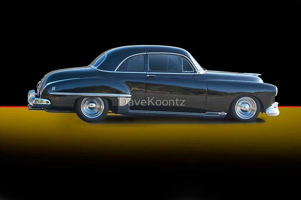 1949 Oldsmobile Coupe w/o ID by DaveKoontz