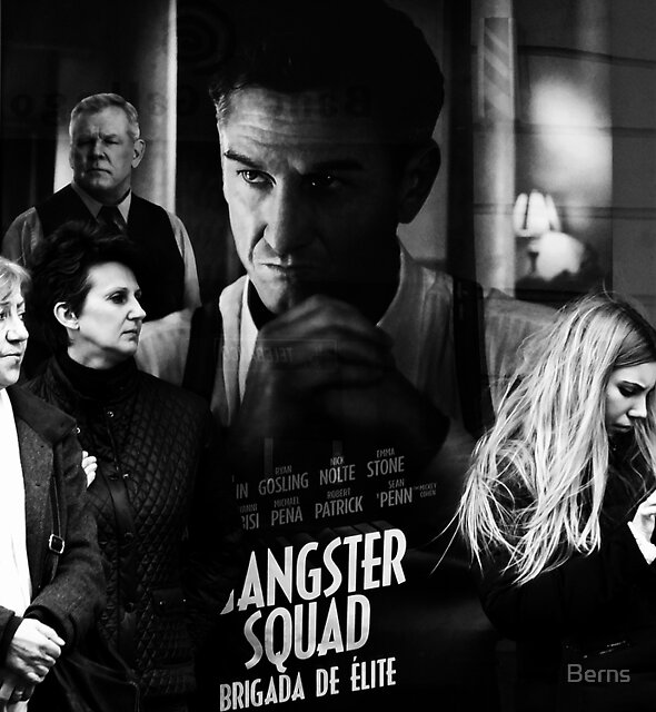 Gangster Squad .. by Berns